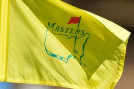 Augusta Masters flag